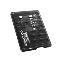WD_BLACK P10 Game Drive WDBAZC0020BBK - Call of Duty: Black Ops Cold War Special Edition - hard drive - 2 TB - external (portable) - USB 3.2 Gen 1 - black