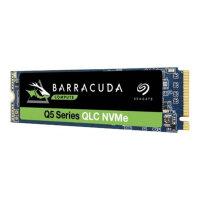 Seagate Barracuda Q5 ZP500CV3A001 - Solid state drive - 500 GB - internal - M.2 2280 - PCI Express 3.0 x4 (NVMe)