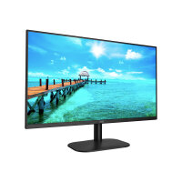 "AOC 27B2AM - LED monitor - 27"" - 1920 x 1080 Full HD (1080p) @ 75 Hz - VA - 250 cd/m² - 4000:1 - 4 ms - HDMI, VGA - black"