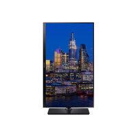"Samsung F27T850QWU - FT850 Series - LED monitor - 27"" - 2560 x 1440 WQHD @ 75 Hz - Plane to Line Switching (PLS) - 350 cd/m² - 1000:1 - 4 ms - HDMI, DisplayPort - black"