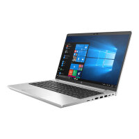 "HP ProBook 440 G8 - Core i5 1135G7 - Win 10 Pro 64-bit National Academic - 8 GB RAM - 256 GB SSD NVMe, HP Value - 14"" SVA 1366 x 768 (HD) - Iris Xe Graphics - Wi-Fi, Bluetooth - pike silver aluminium - kbd: UK - HP k-12 education"