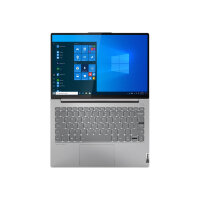 "Lenovo ThinkBook 13s G2 ITL 20V9 - Core i5 1135G7 / 2.4 GHz - Win 10 Pro 64-bit - 8 GB RAM - 256 GB SSD NVMe - 13.3"" IPS 1920 x 1200 - Iris Xe Graphics - Wi-Fi, Bluetooth - mineral grey - kbd: UK"