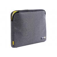"""techair EVO Laptop Sleeve - Notebook sleeve - 14"""" - 15.6"""" - dark grey"""