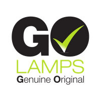 GO Lamps - Projector lamp (equivalent to: Epson V13H010L60) - UHE - for Epson EB-900, EB-905, EB-93, EB-95, EB-96; PowerLite 420, 425, 905, 92, 93, 95, 96