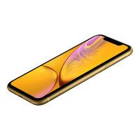 "Apple iPhone XR - Smartphone - dual-SIM - 4G LTE Advanced - 128 GB - 6.1"" - 1792 x 828 pixels (326 ppi) - Liquid Retina HD display - 12 MP (7 MP front camera) - yellow"