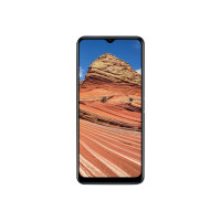 "Vivo Y20s - Smartphone - dual-SIM - 4G LTE - 128 GB - microSD slot - GSM - 6.51"" - 1600 x 720 pixels - IPS - RAM 4 GB (8 MP front camera) - 3x rear cameras - Funtouch OS - obsidian black"