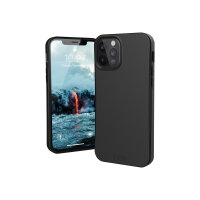 UAG Rugged Case for iPhone 12/12 Pro 5G [6.1-inch] - Outback Black - Back cover for mobile phone - black - for Apple iPhone 12, 12 Pro