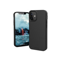 UAG Rugged Case for iPhone 12 Mini 5G [5.4-inch] - Outback Black - Back cover for mobile phone - black - for Apple iPhone 12 mini