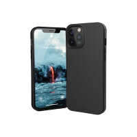 """UAG Rugged Case for iPhone 12 Pro Max 5G [6.7-inch] - Outback Bio Black - Back cover for mobile phone - 100% compostable bioplastic - black - 6.7"""" - for Apple iPhone 12 Pro Max"""