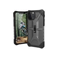 UAG Rugged Case for iPhone 12/12 Pro 5G [6.1-inch] - Plasma Ice - Back cover for mobile phone - ice - for Apple iPhone 12, 12 Pro