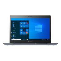 "Dynabook Portégé X30-G-118 - Core i5 10210U / 1.6 GHz - Win 10 Pro 64-bit - 8 GB RAM - 256 GB SSD - 13.3"" 1920 x 1080 (Full HD) - UHD Graphics - Wi-Fi, Bluetooth - onyx blue with hairline - with 1 Year Reliability Guarantee"