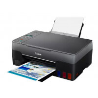Canon PIXMA G3560 - Multifunction printer - colour - ink-jet - refillable - A4 (210 x 297 mm), Letter A (216 x 279 mm) (original) - A4/Legal (media) - up to 10.8 ipm (printing) - 100 sheets - USB 2.0, Wi-Fi(n)