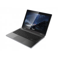 "ASUS BR1100FKA BP0044R - Celeron N4500 / 1.1 GHz - Win 10 Pro - 4 GB RAM - 64 GB eMMC - 11.6"" touchscreen 1366 x 768 (HD) - UHD Graphics - Bluetooth, Wi-Fi - star grey"
