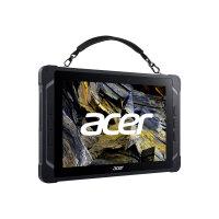 "Acer Enduro T1 ET110-31W-C9XZ - Rugged - tablet - Celeron N3450 / 1.1 GHz - Win 10 Pro 64-bit - 4 GB RAM - 64 GB eMMC - 10.1"" IPS touchscreen 1280 x 800 - HD Graphics 500 - Wi-Fi, Bluetooth - grey, black"