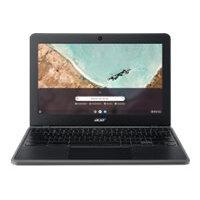 "Acer Chromebook 311 C722-K200 - MT8183 / 2 GHz - Chrome OS - 4 GB RAM - 32 GB eMMC - 11.6"" 1366 x 768 (HD) - Mali-G72 MP3 - Wi-Fi - shale black - kbd: UK"