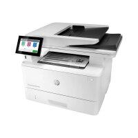 HP LaserJet Enterprise MFP M430f - Multifunction printer - B/W - laser - 216 x 297 mm (original) - A4 (media) - up to 29 ppm (copying) - up to 40 ppm (printing) - 350 sheets - 33.6 Kbps - USB 2.0, Gigabit LAN, USB 2.0 host
