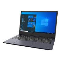 "Dynabook Satellite Pro C40-G-10P - Celeron 5205U / 1.9 GHz - Win 10 Pro 64-bit - 4 GB RAM - 128 GB SSD - 14"" 1920 x 1080 (Full HD) - UHD Graphics - Wi-Fi 5, Bluetooth - dark blue, tile black (keyboard)"
