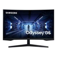 "Samsung Odyssey G5 C27G55TQWR - LCD monitor (27"" viewable) - 2560 x 1440"