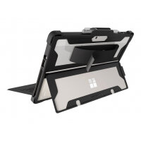 """MAXCases Extreme Shell - Notebook top and rear cover - 10"""" - black - for Microsoft Surface Go, Go 2"""