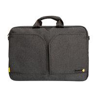 "techair EVO pro - Notebook carrying case - 12"" - 13.3"" - dark grey"