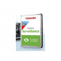 """Toshiba S300 Surveillance - Hard drive - 1 TB - internal - 3.5"""" - SATA 6Gb/s - 5700 rpm - buffer: 64 MB"""