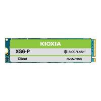 KIOXIA XG6-P Series KXG60PNV2T04 - Solid state drive - encrypted - 2048 GB - internal - M.2 2280 - PCI Express 3.0 x4 (NVMe) - TCG Pyrite Encryption