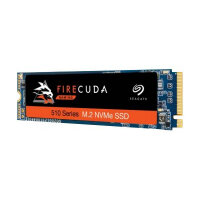 Seagate FireCuda 510 ZP500GM3A021 - Solid state drive - encrypted - 500 GB - internal - M.2 2280 - PCI Express 3.0 x4 (NVMe) - TCG Pyrite Encryption - with 3 years Seagate Rescue Data Recovery