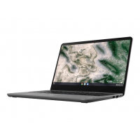 "Lenovo 14e Chromebook Gen 2 82M1 - 3000 Series 3015Ce / 1.2 GHz - Chrome OS - 4 GB RAM - 32 GB eMMC - 14"" IPS 1920 x 1080 (Full HD) - Radeon Graphics - Wi-Fi 5, Bluetooth - storm grey (top), dark grey (bottom) - kbd: UK"