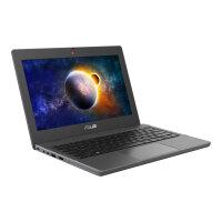 "ASUS ExpertBook R11 BR1100CKA-GJ0289RA - Lay-flat design - Celeron N4500 / 1.1 GHz - Windows 10 Pro National Academic - 4 GB RAM - 64 GB eMMC - 11.6"" 1366 x 768 (HD) - UHD Graphics - Wi-Fi 5, Bluetooth - dark grey"