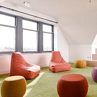 Bespoke Breakroom Areas by HuntOffice Interiors