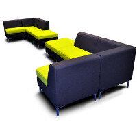 BRUCE Modular Seating Range