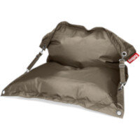 The Buggle Up Bean Bag 190x140cm Taupe Suitable for Indoor & Outdoor Use - Fatboy The Original Bean Bag Range