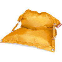 The Buggle Up Bean Bag 190x140cm Yellow Suitable for Indoor & Outdoor Use - Fatboy The Original Bean Bag Range