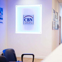 CBN A Global Remittance Company Office Fitout in Dublin by HuntOffice Interiors