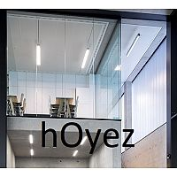 hOyez H7T Partitioning - Frameless Glass Partitions Without Any Intermediary Posts Between Panels. Spread Daylight & Preserve Acoustics With H7T Partitioning.