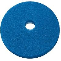 Contico 15 inch Floor Cleaning Pad Blue Pack of 5 F15BL