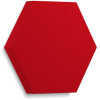 Fluffo SOFT Acoustic Wall Panel - Hexa S