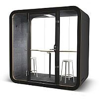 Framery Q Working with PAL 90 Acoustic Booth