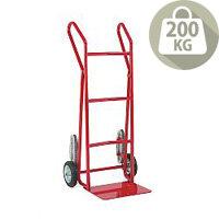 Hand Truck Heavy Duty SC1 Crawler Tracks With Rubber Wheels Capacity 200Kg 309048