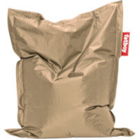 Junior Bean Bag 130x100cm Sand Suitable for Indoor Use - Fatboy The Original Bean Bag Range