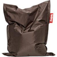 Junior Bean Bag 130x100cm Taupe Suitable for Indoor Use - Fatboy The Original Bean Bag Range