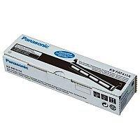 Panasonic KXFAT411X Black Laser Toner