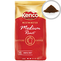 Kenco Westminster Medium Roast Cafetiere Coffee 1kg Pack of 1 24178