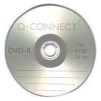 Q-Connect DVD-R Slim Jewel Case 4.7GB Pack of 1