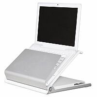 Humanscale L6 Notebook Manager Laptop Stand