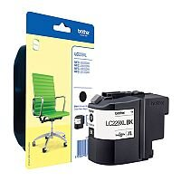 Brother LC229XLBK Black High Yield Inkjet Cartridge XL