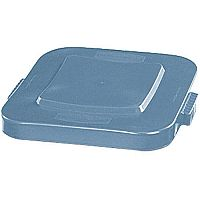 Lid for 3536 Square Brute Heavy Duty Container 106 Litre Bin Grey 382213