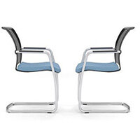 Narbutas DIVA Visitors & Meeting Room Chairs