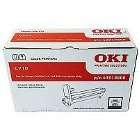 OKI 43913808 Black Image Drum Unit