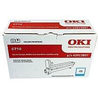 OKI 43913807 Cyan Image Drum Unit